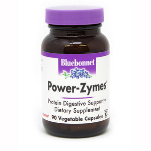 POWER-ZYMES® DIGESTIVE ENZYME 90 VEGETABLE CAPSULES