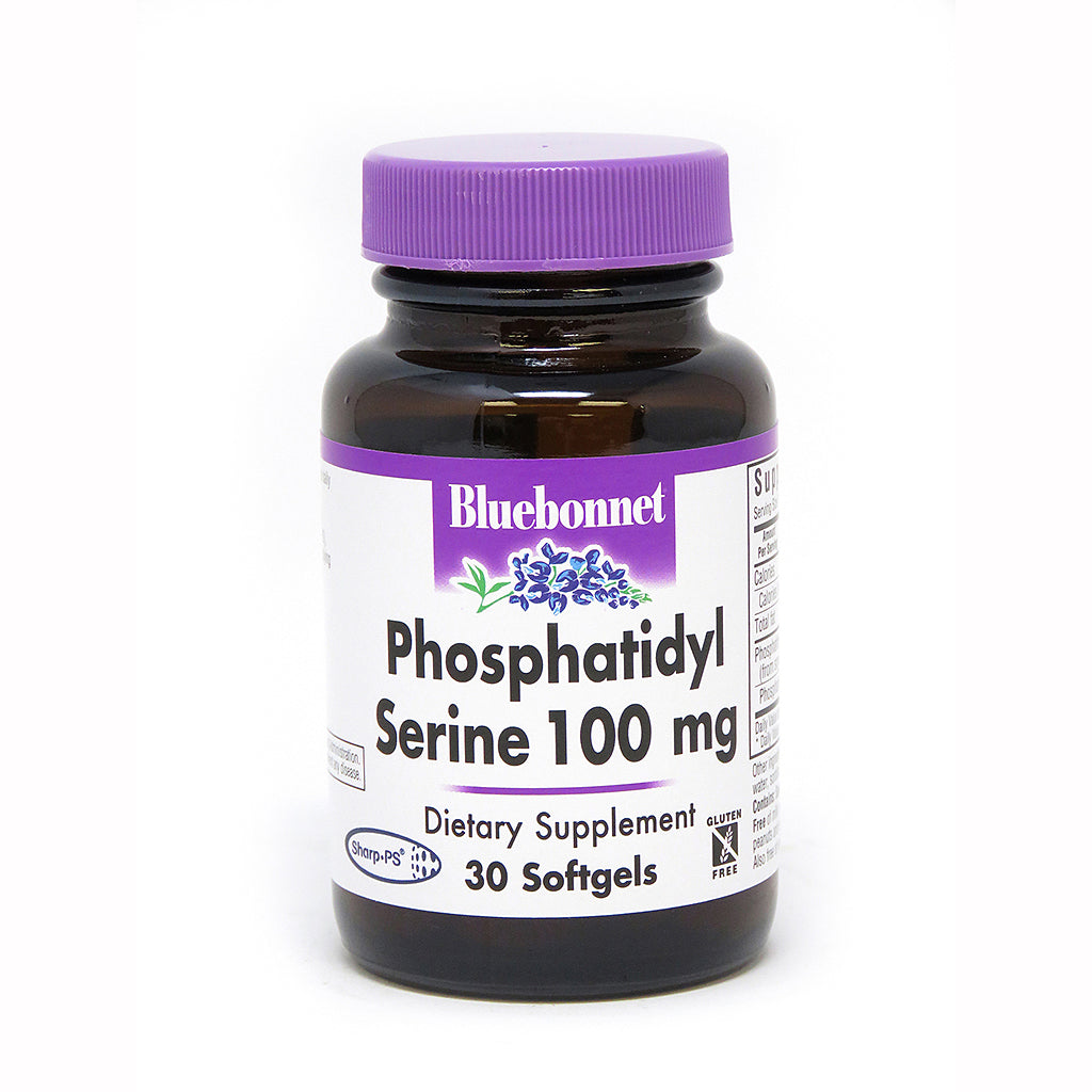PHOSPHATIDYLSERINE 100 mg 30 SOFTGELS