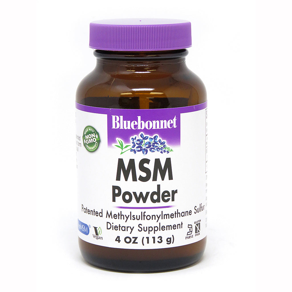 MSM POWDER 4 oz