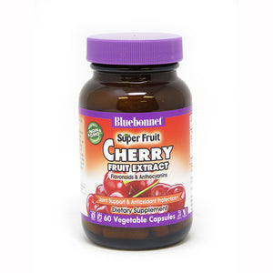 SUPER FRUIT CHERRY FRUIT EXTRACT 60 VEGETABLE CAPSULES