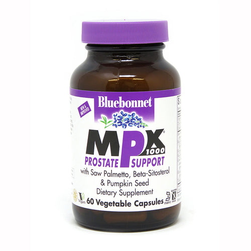 MPX 1000® PROSTATE SUPPORT 60 VEGETABLE CAPSULES