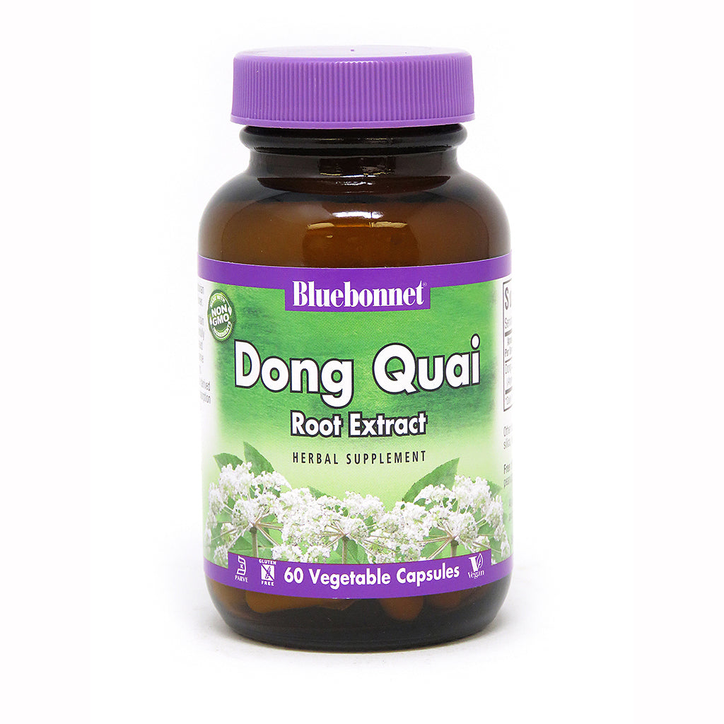 DONG QUAI ROOT EXTRACT 60 VEGETABLE CAPSULES