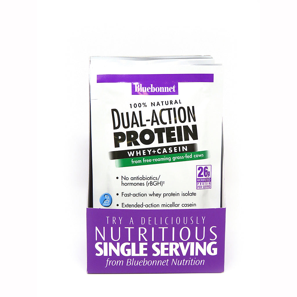 DUAL ACTION PROTEIN POWDER ORIGINAL FLAVOR 8 Pk