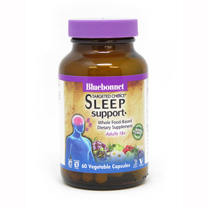 TARGETED CHOICE® SLEEP SUPPORT 60 VEGETABLE CAPSULES