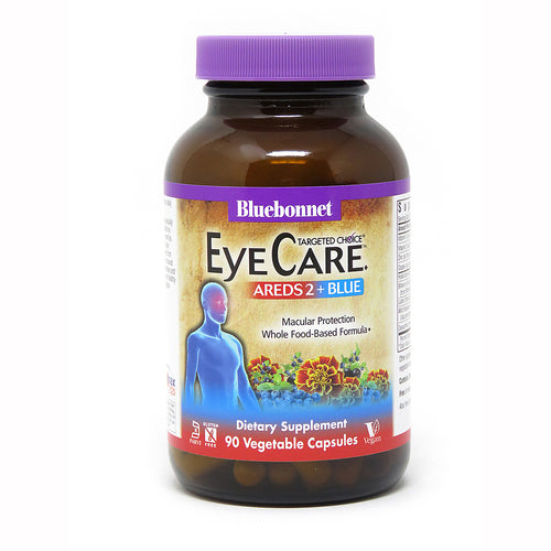 TARGETED CHOICE® EYE CARE™ AREDS2 + BLUE 90 VEGETABLE CAPSULES