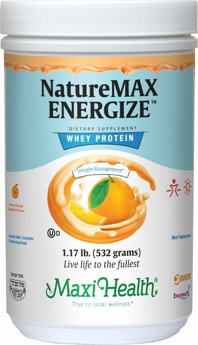 Naturemax Energize™ - Strawberry