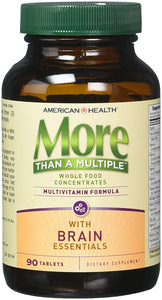 More Than A Multiple™ with Brain Essentials Tablets