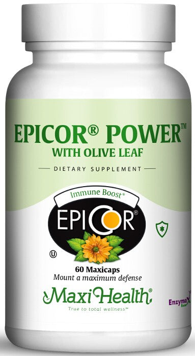 Epicor Power™ with Olive Leaf extract