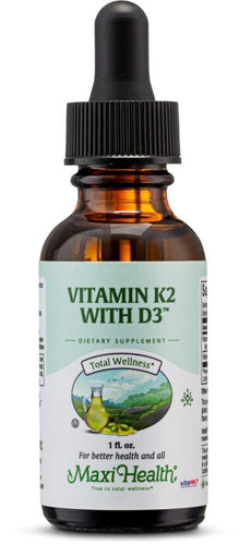Vitamin K2 with D3™