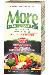 More Than A Multiple™ For Men Tablets