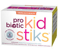Probiotic Kidstiks™ Powder Sticks / 1.5g Pkt^   NEW! AVAILABLE 2/2017