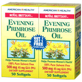 Load image into Gallery viewer, Royal Brittany™ Evening Primrose Oil 500 mg Softgels