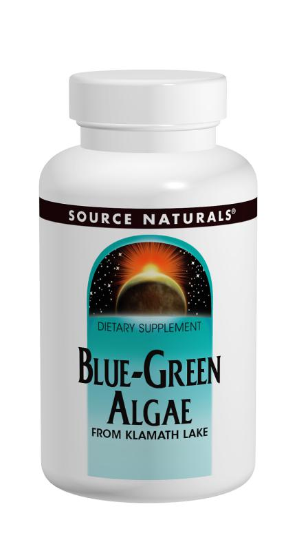 Blue-Green Algae, Freeze Dried 500 mg