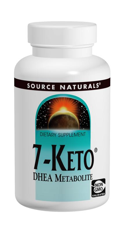 7-Keto® 100 mg 30+30 Bonus Bottle