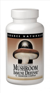 Mushroom Immune Defense™ 30+30 Bonus Bottle