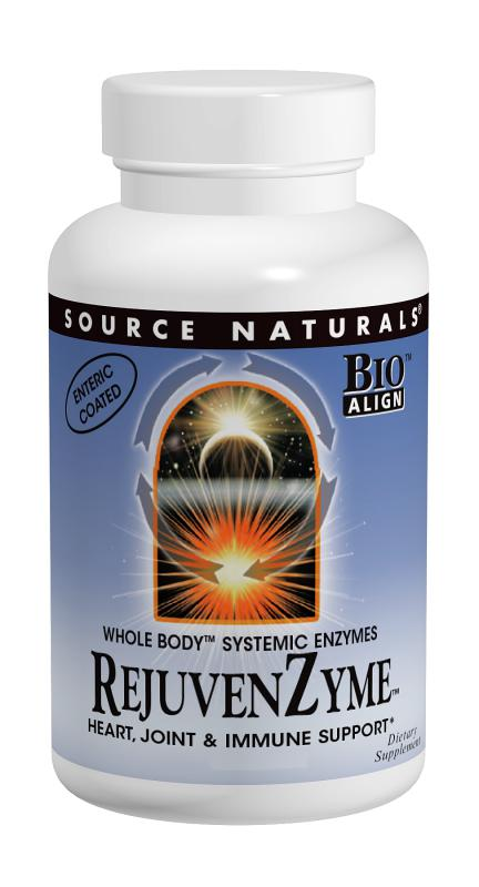 Rejuvenzyme™ 60+60 Bonus Bottle