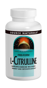 L-Citrulline 500 mg 60+60 Bonus Bottle