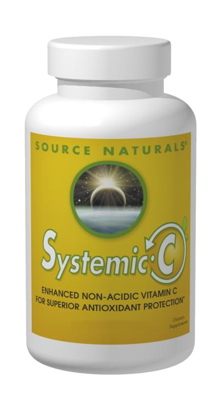 Systemic C™ 1000 mg 50+50 Bonus Bottle