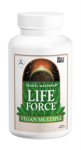 Life Force® Vegan Multiple No Iron