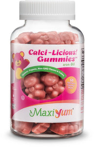 Calci-Licious! Gummies™ with D3