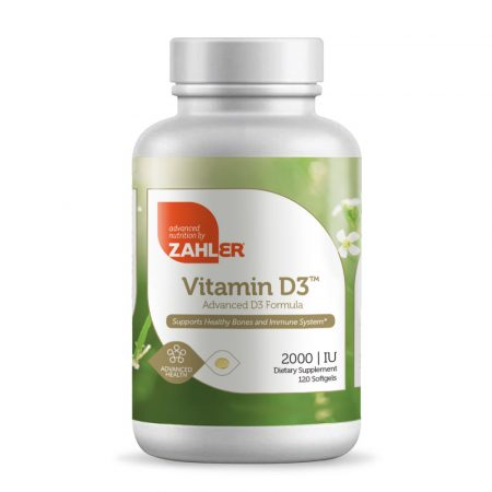 Zahlers Multi with Probiotics for Digestion Health Made With Real Food - 120 Vegetarian Capsules