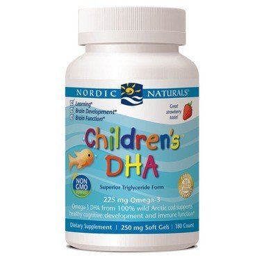 Nordic Naturals Children's DHA 250mg