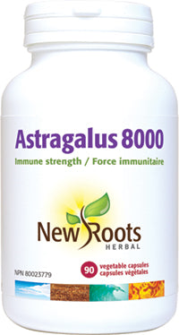 New Roots Astragalus 8000 90 v caps