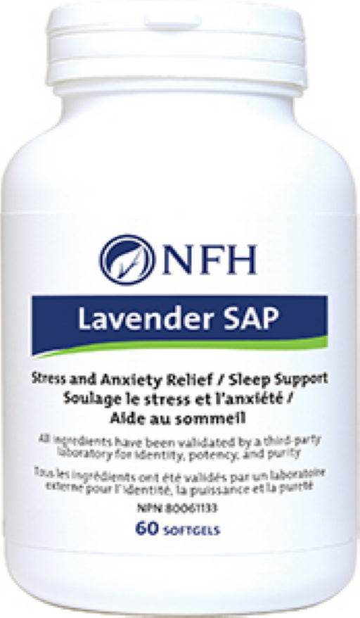 Lavender SAP 60 Softgels
