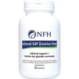 NFH Adrenal SAP (Licorice Free) 90 Capsules