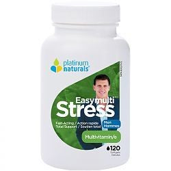 Platinum Easymulti Stress Men 120 Softgels