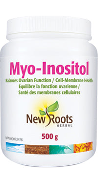 New Roots Myo- Inositol 500g