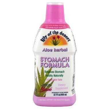 Aloe Vera Herbal Stomach Formula 946ml