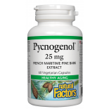 Natural Factors Pycnogenol 25mg 60 Caps