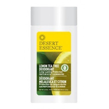 Desert Essence Deodorant Stick Lemon Tea Tree 70 ml