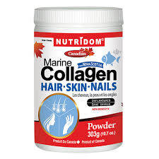 Nutridom Marine Collagen + Hair, skin and Nails 303g