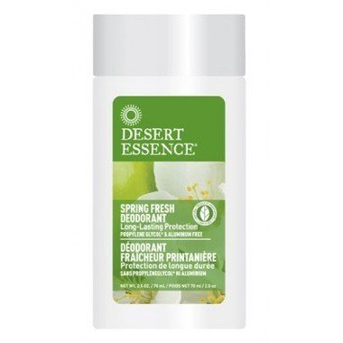 Desert Essence Deodorant Stick Spring Fresh 70 ml