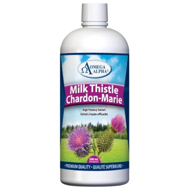 Milk Thistle 500ml