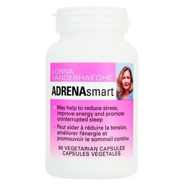 Lorna Vandrrhaeghe Adrenasmart 90 Vegetable Capsules
