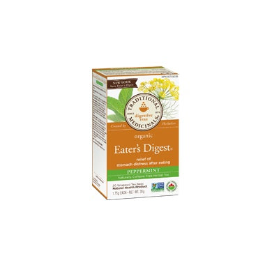 Traditional Medicinal Eater's Digest Tea 20 Bags