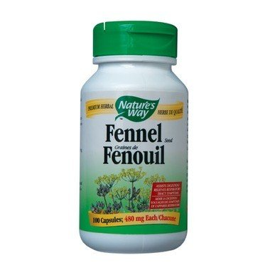 Fennel 480mg 100 Caps