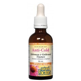 Anti-Cold Echinacea &Goldenseal 50ml