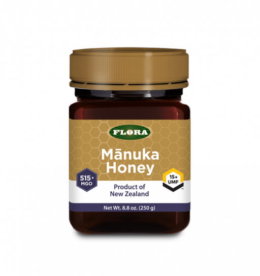 Flora Manuka Honey MGO 515+/UMF 15+ 250g