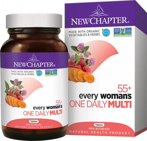 New Chapter Every Woman's One Daily 55+ Multi