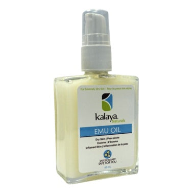 Kalaya Emu Oil 60 ml - Natural Oil Blend
