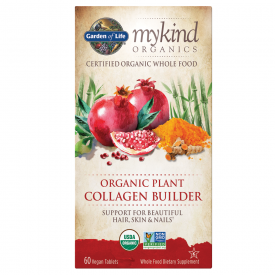 Mykind Organic Plant Collagen Builder 60 Vegan Tablets