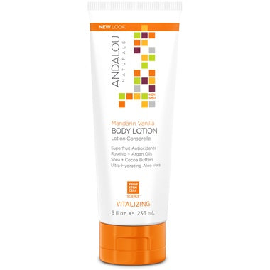 Body Lotion Mandarin Vanilla 236ml