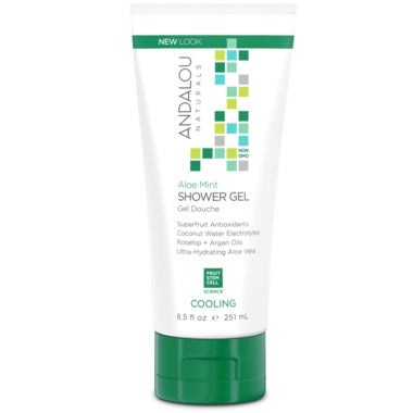 Shower Gel Aloe Mint 251ml