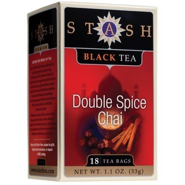 Double Spice Chai Black Tea 18 Bags