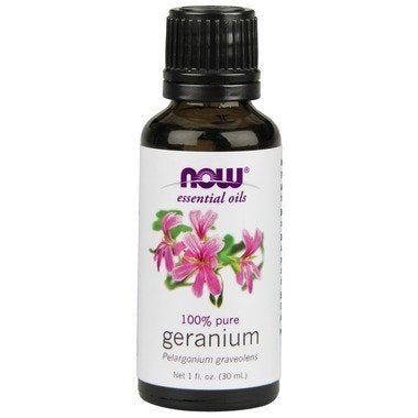 Now Geranium Oil 30ml
