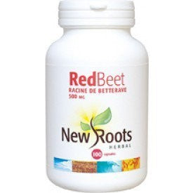 New Roots Red Beet Root